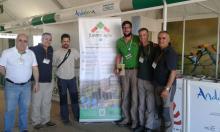 El Albergue asiste a las Ferias Internacionales  de Ornitología de Monfragüe y Doñana