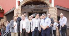 El Albergue Rural Fuente Agria en Villafranca de Córdoba arranca de la mano de Cic Bata